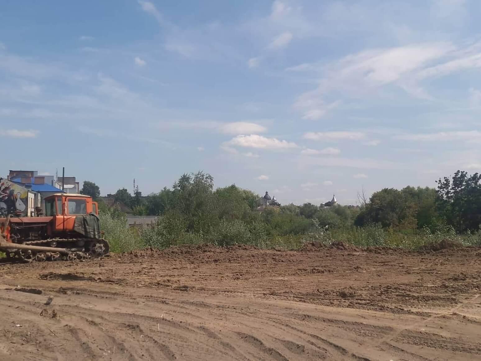 У відділі держархбудконтролю прокоментували перспективи будівництва на Ковельській у Луцьку