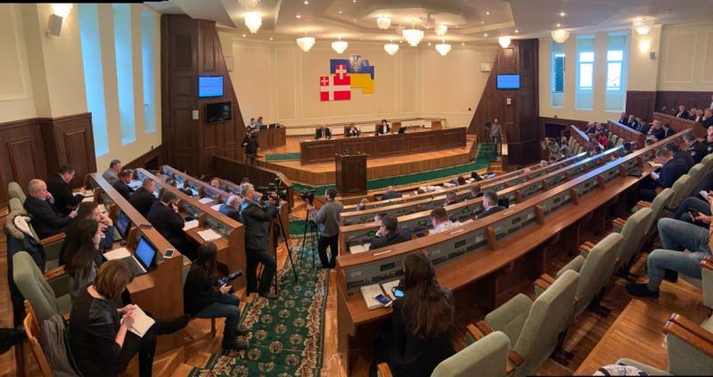 Волиньрада призначила керівників двох медичних закладів