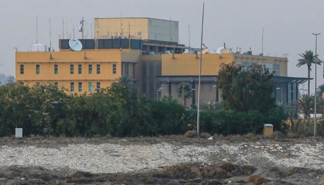 Посольство США у Багдаді обстріляли ракетами