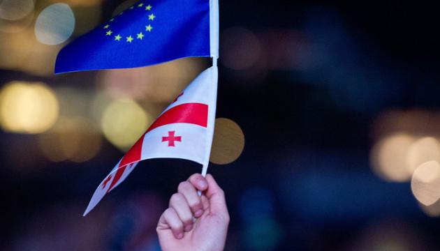 ЄС стурбований політичною поляризацією у Грузії