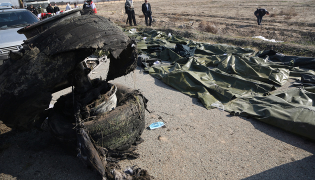 П'ять країн наполягають на передачі Іраном «чорних скриньок» літака «МАУ» до Франції