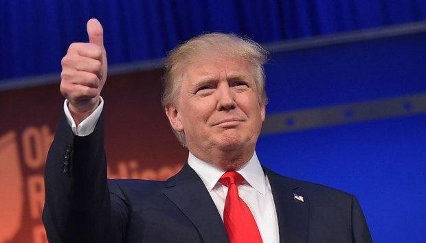 Трамп натякнув, що готовий вічно очолювати Білий дім