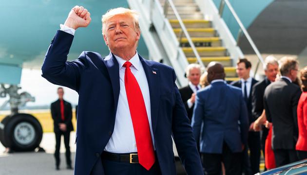 Сенат США повністю виправдав Дональда Трампа в процесі імпічменту