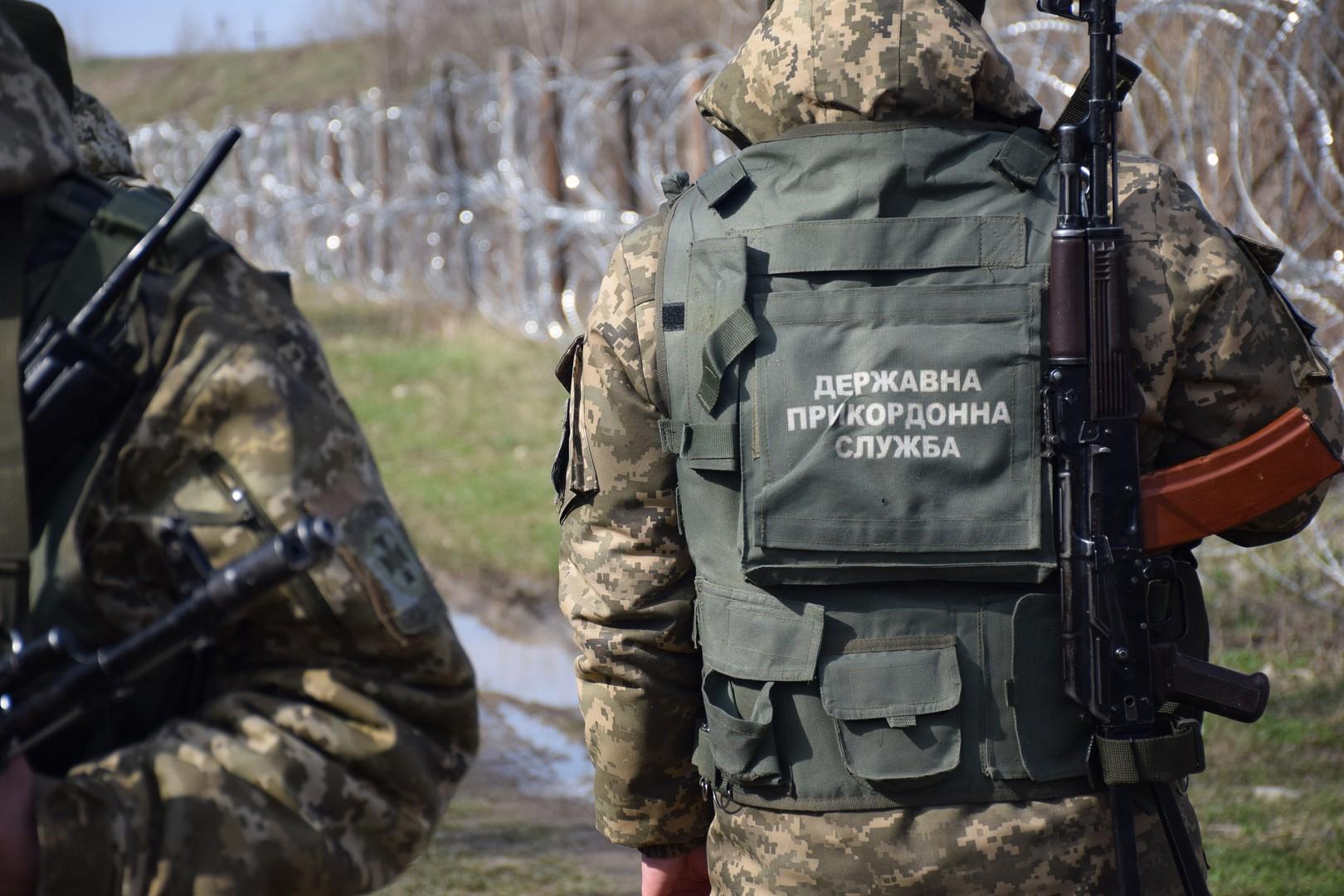 На Волині прикордонники провели операцію «Заслон»
