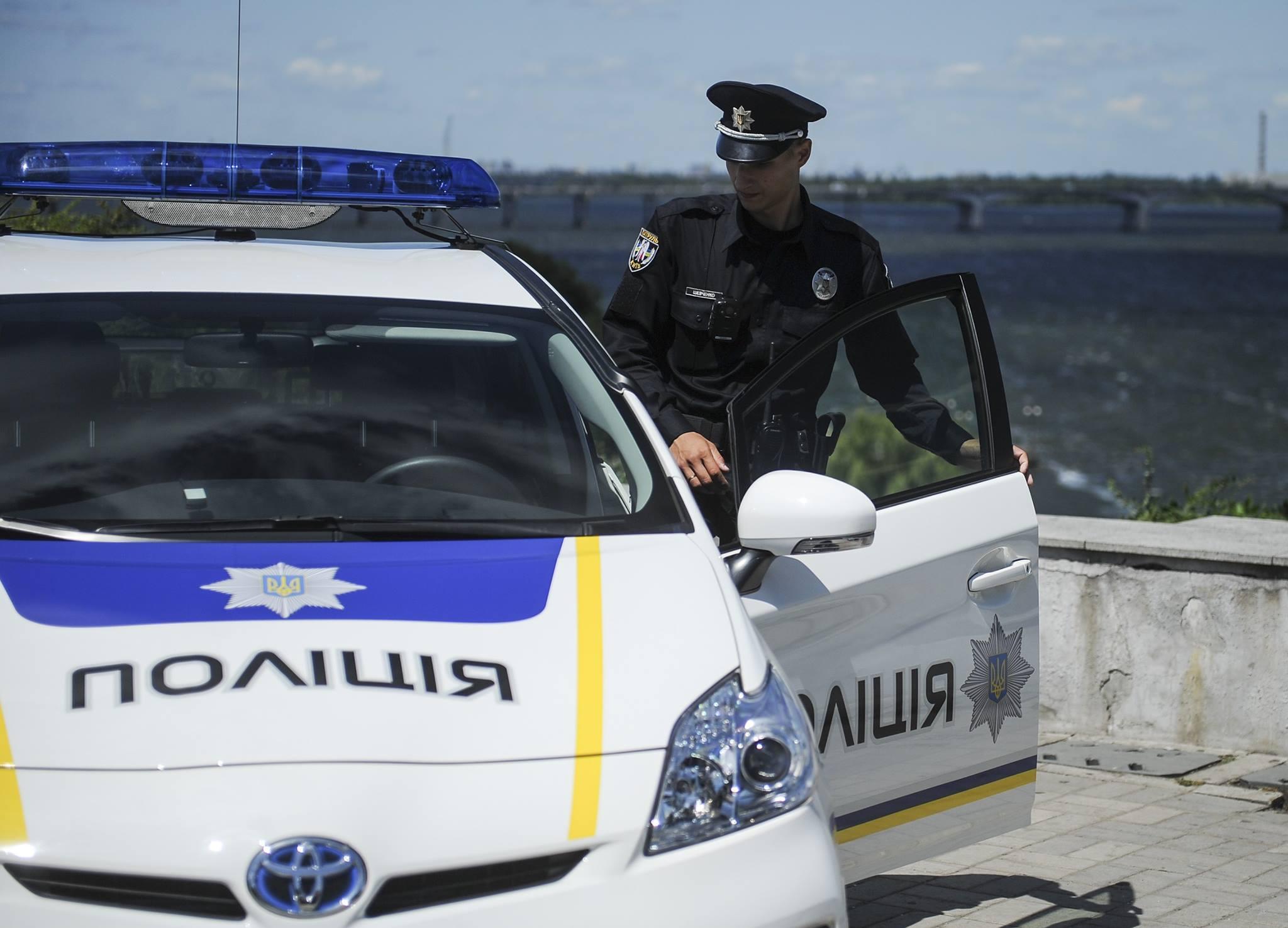 У Луцьку три екіпажі патрульних влаштували погоню за п'яним водієм