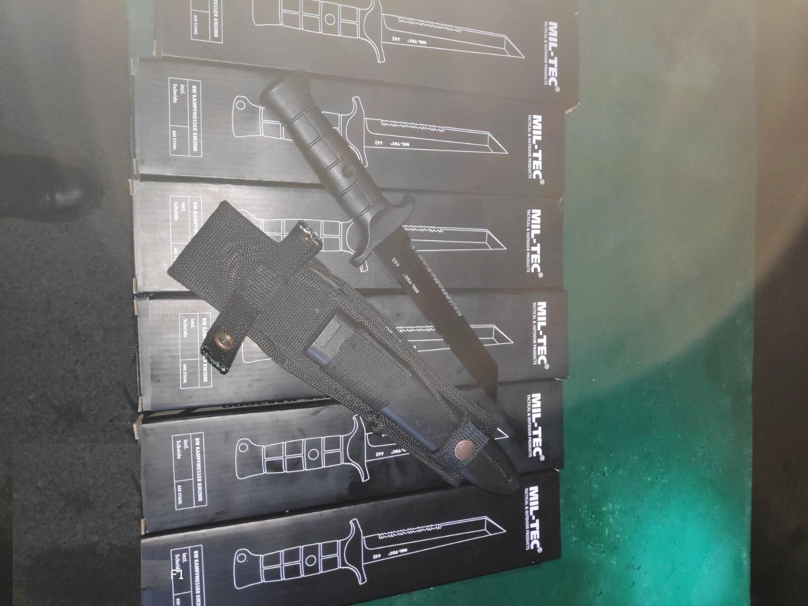 На митному пості «Устилуг» в автомобілі знайшли ножі