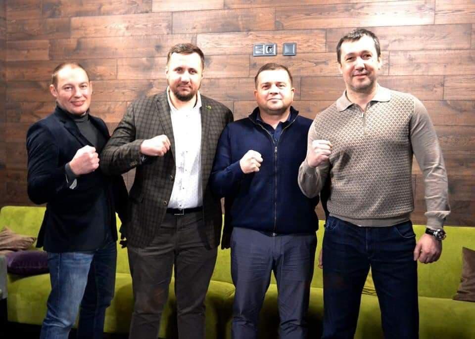 Волинянин став віце-президентом Федерації ММА України