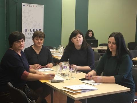 Волинські ОТГ дізналися як розповісти громаді про виконання бюджету