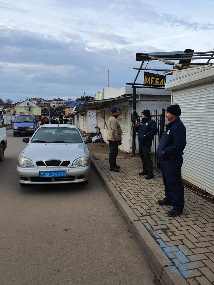 У Луцьку поліцейські порушили правила дорожнього руху