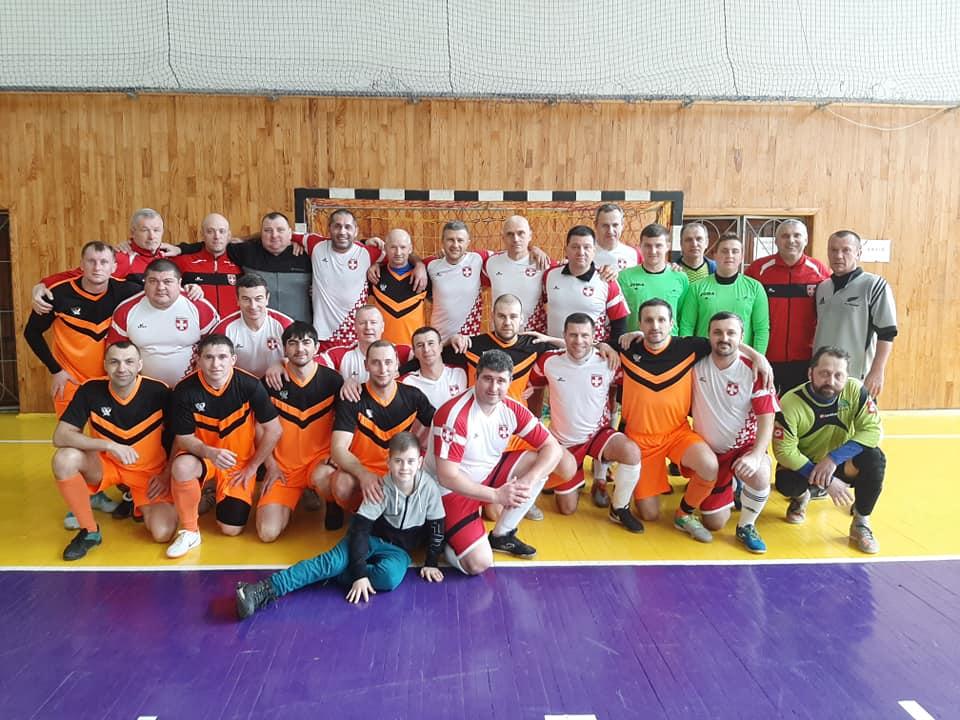 У Луцьку відбувся турнір з футзалу пам'яті Миколи Романюка