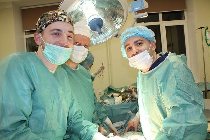 У Ковелі в один день провели три родинних трансплантації нирки