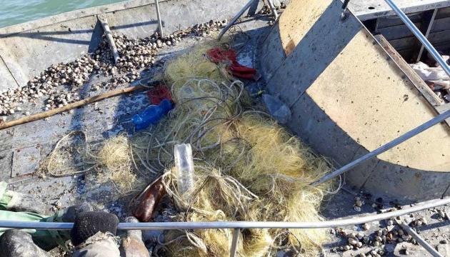 Затриманих ФСБ українських рибалок «суд» у Криму відправив під арешт