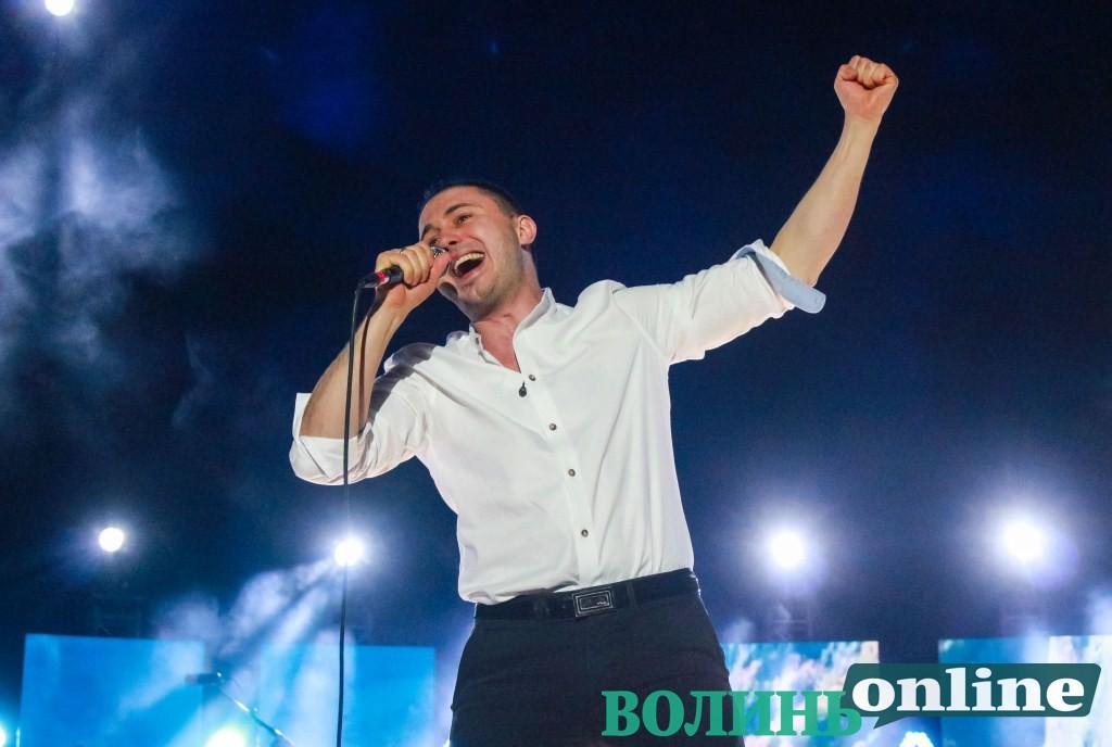 «Антитіла» відіграли у Луцьку два концерти підряд. ФОТО