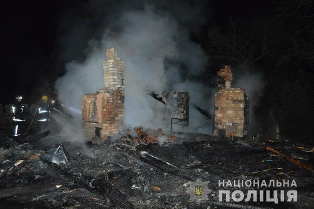Залишила дітей без нагляду: деталі пожежі в селі на Волині
