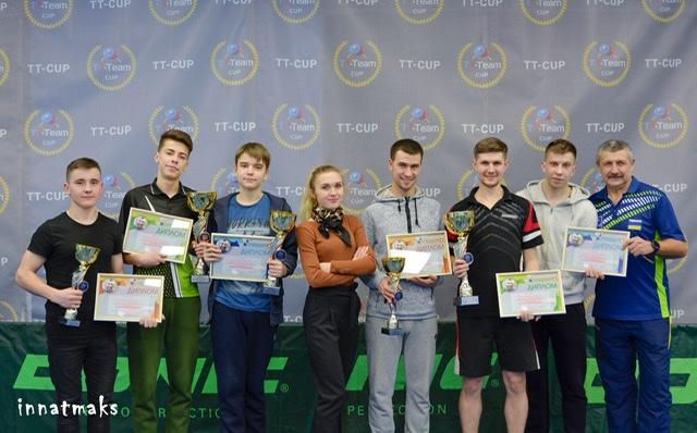 У Луцьку відбувся турнір з настільного тенісу пам'яті Олексія Веремійчика