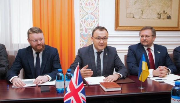 Після Brexit: Україна і Британія почали офіційні переговори про двосторонню угоду