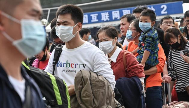 У Китаї за приховування симптомів коронавірусу можуть стратити