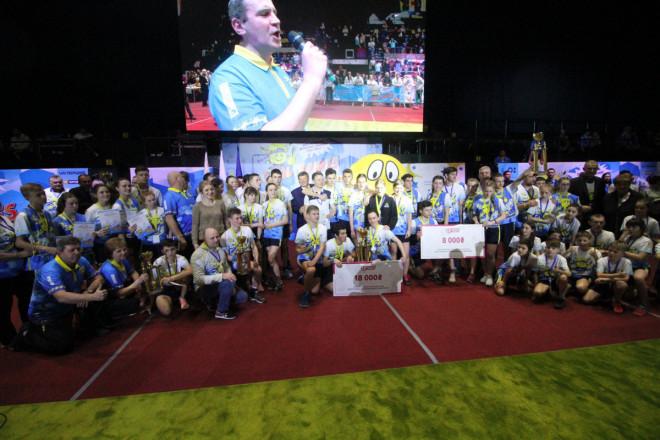 Волинські школярі стали переможцями командних ігор Cool Games