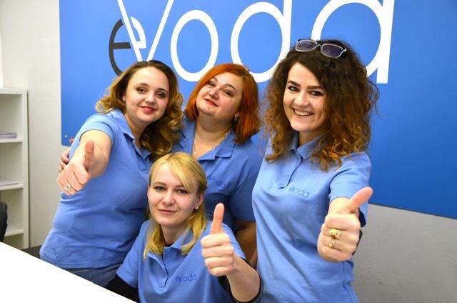 Близько двадцяти тисяч лучан скористалися послугами сервіс-центру  «EVODA»