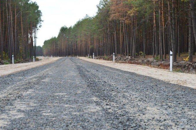 Лісогосподарські підприємства Волині за 2019 рік відремонтували більше 250 кілометрів доріг