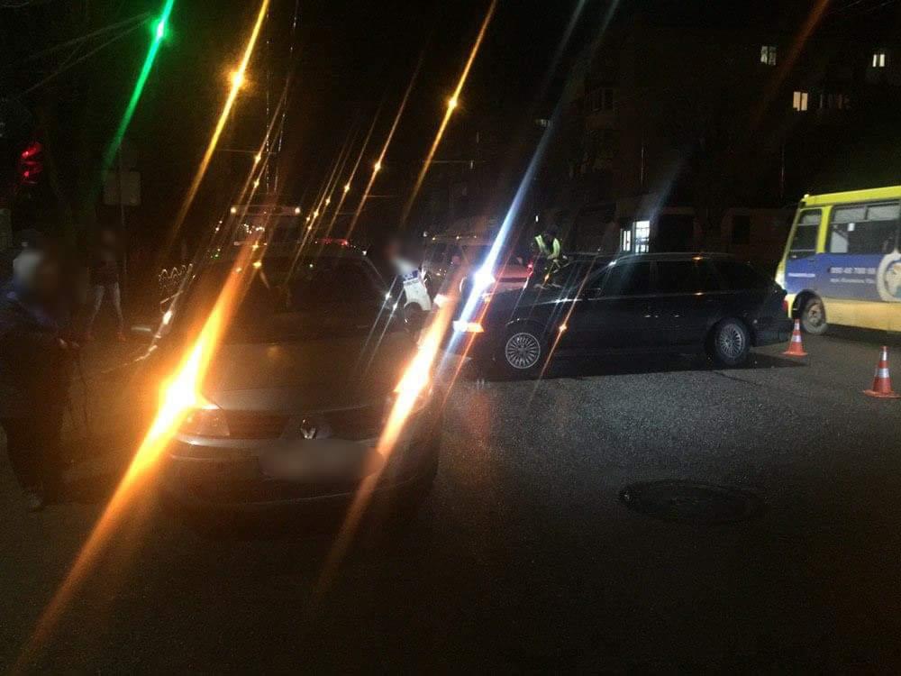 У Луцьку п'яний водій спричинив ДТП