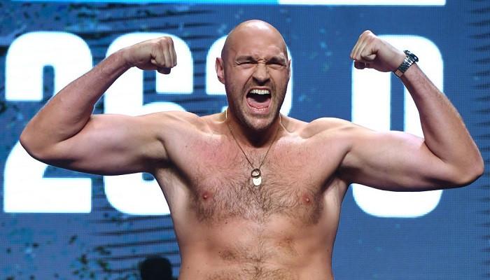 Бокс: Тайсон Ф'юрі облаяв Деонтея Вайлдера
