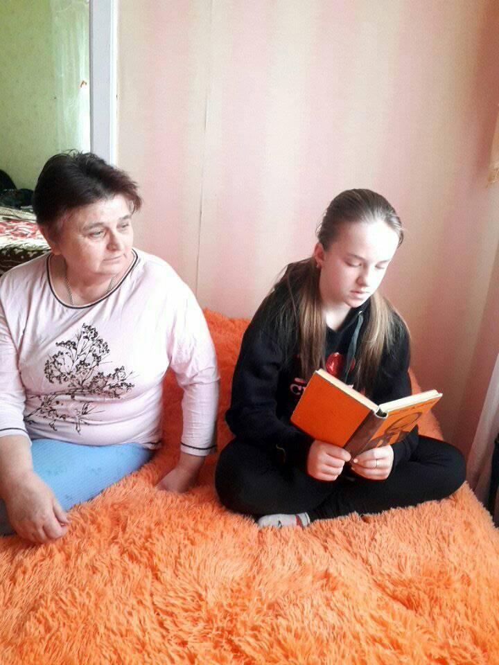 Волинські школярі відзначили Всесвітній день читання вголос