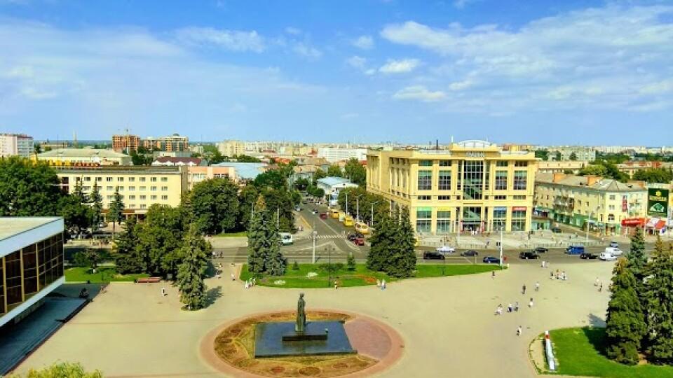 У 2020 році на Театральному майдані у Луцьку збудують фонтан