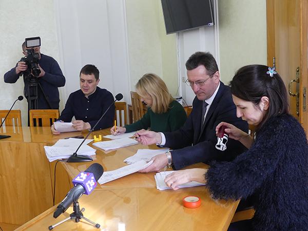 Дуальна освіта в дії: у СНУ підписали тристоронню угоду «університет – бізнес – студенти»