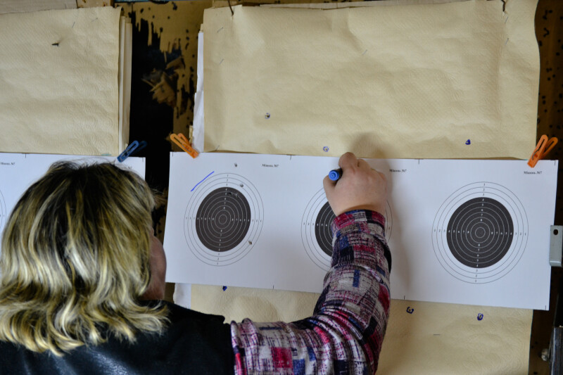 У Луцьку відбувся турнір з кульової стрільби