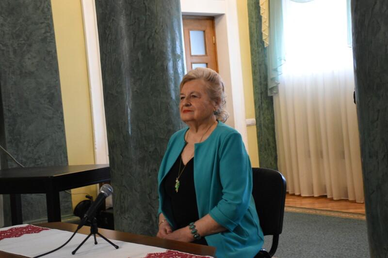 Лучани привітали з 80-річчям голову Волинського відділу Союзу українок