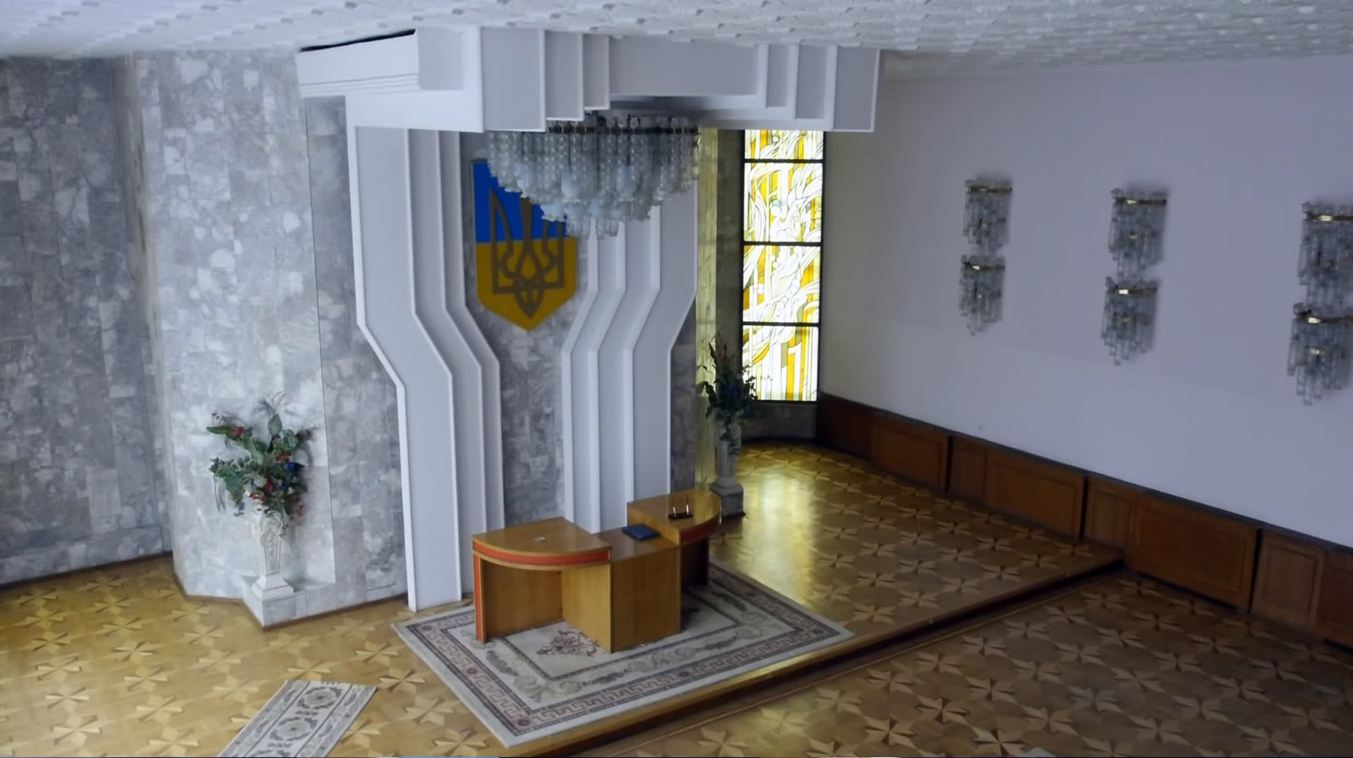Шлюб у Луцьку планують реєструвати у приміщенні в центрі міста