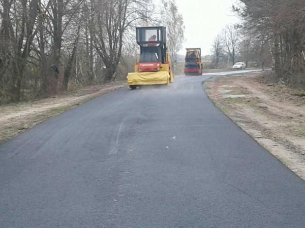 На Волині просять відремонтувати дорогу до майбутнього пункту пропуску на українсько-польському кордоні