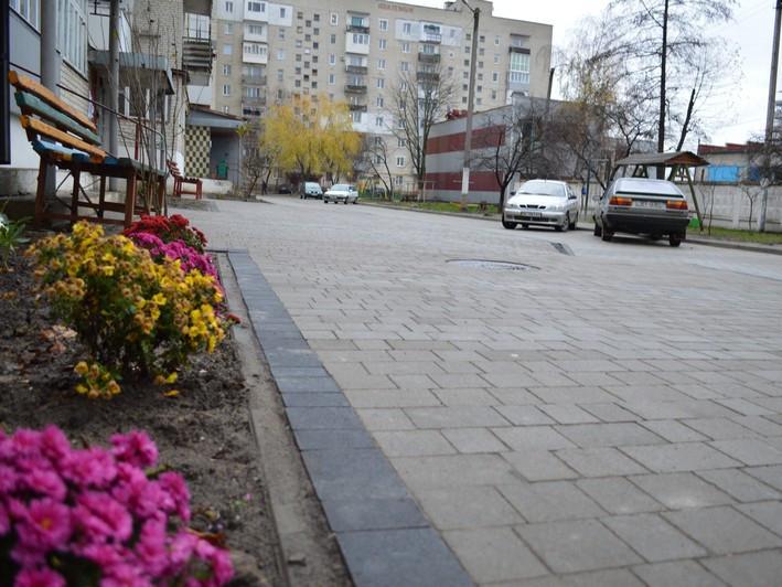 У Ковелі ремонтуватимуть дороги та двори за понад 16 мільйонів