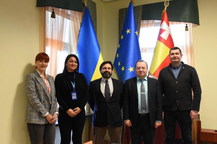Спостерігачі ОБСЄ ознайомились із ситуацією щодо перенесення «Центрального ринку» у Луцьку