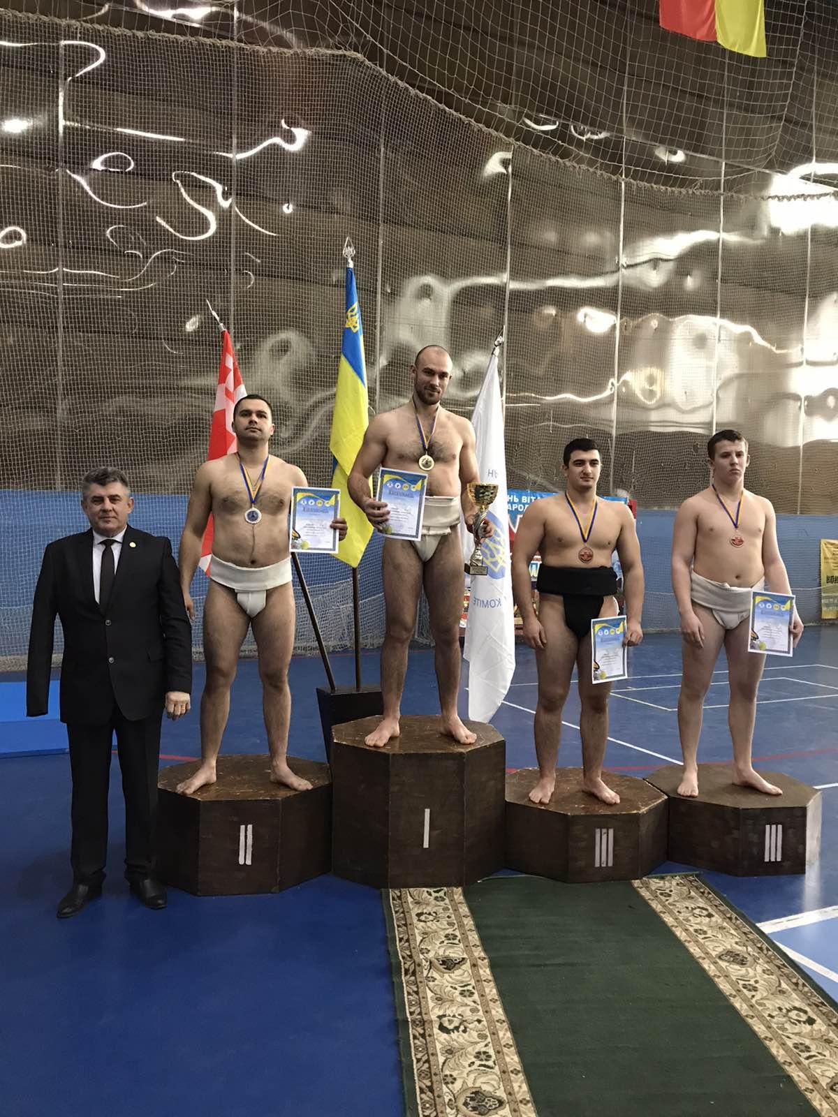 На всеукраїнських змаганнях волинські команди посіли третє загальнокомандне місце