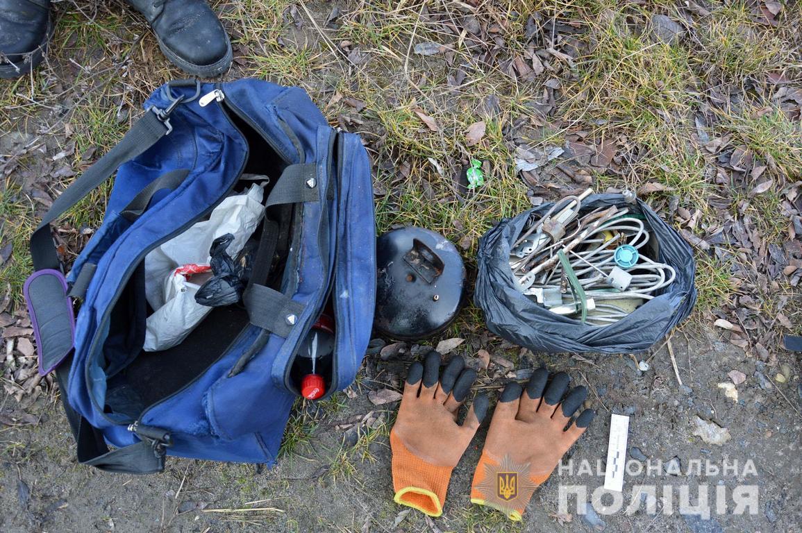 На Волині поліцейські викрили злодіїв, які обкрадали дачі