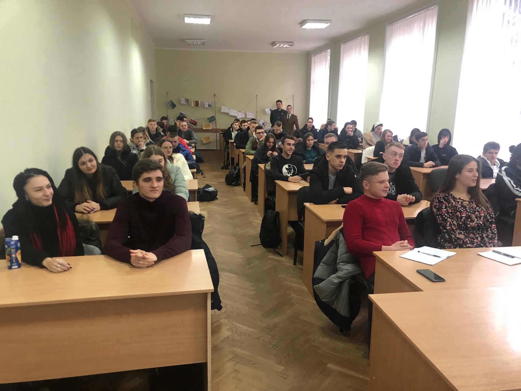 ІТ-фахівці долучилися до підготовки фахівців із кібербезпеки в Луцьку