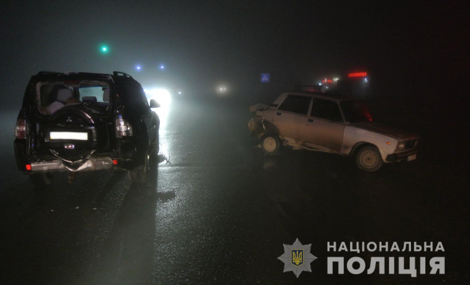 У Ковелі водій скоїв потрійну ДТП та втік з місця пригоди