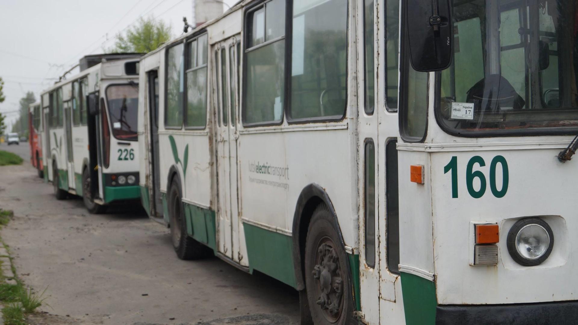 У Луцьку визначили, як компенсують проїзд пільговиків в електротранспорті