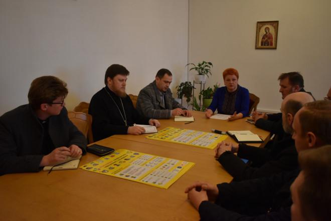 Волинська ОДА закликає духовенство долучитися до протиепідеміологічних заходів