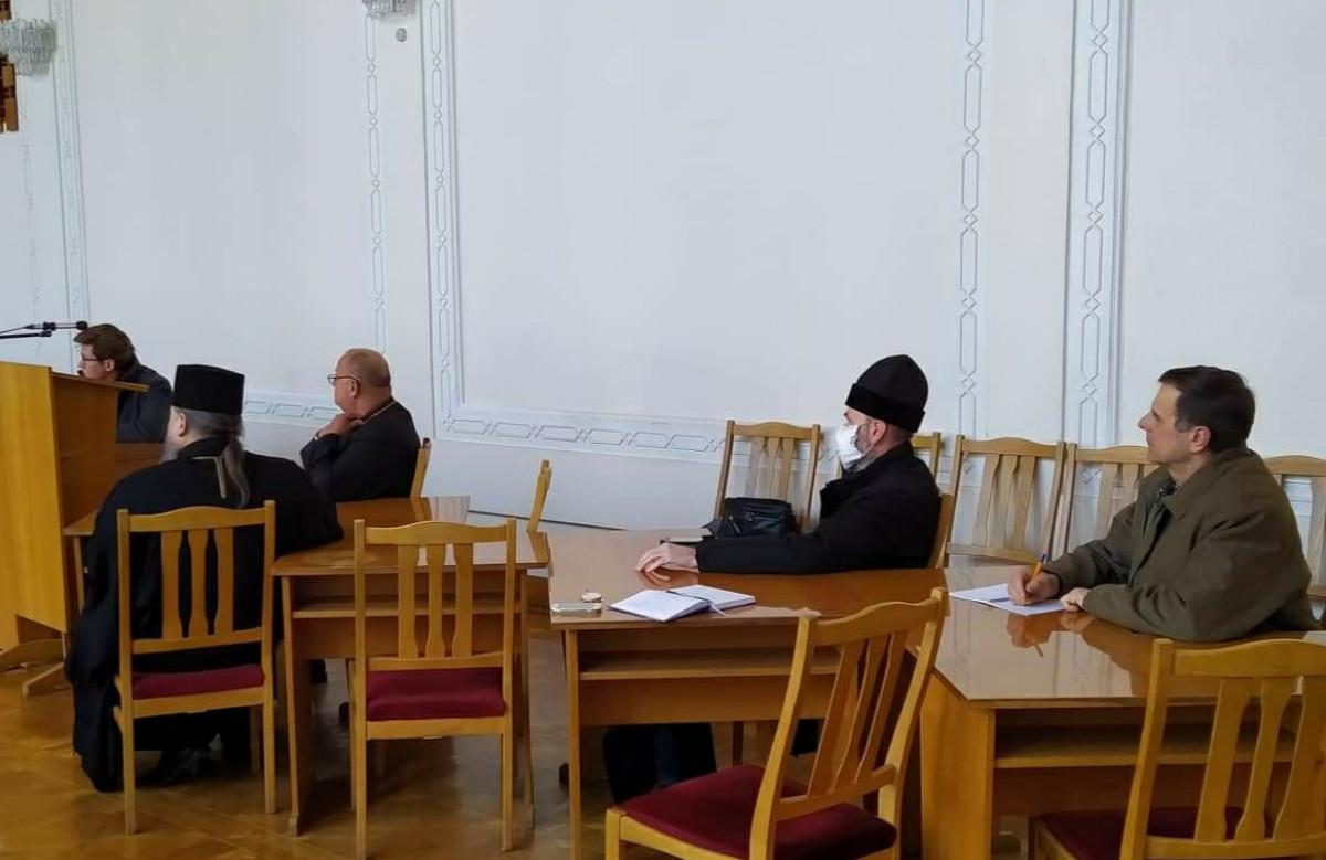 У Волинській ОДА просили священиків подбати про безпеку вірян в храмах