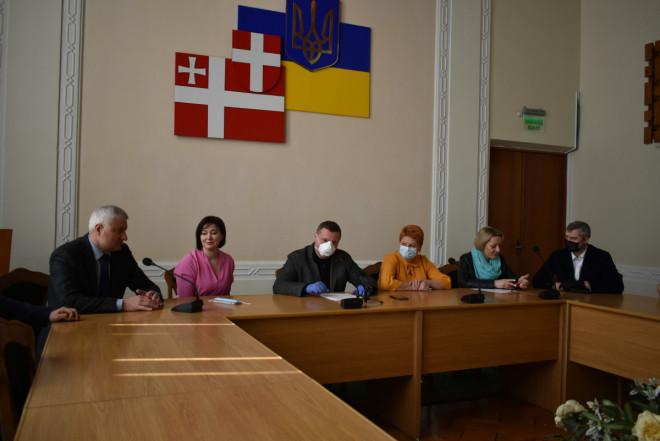 Голова Волинської ОДА представив свою команду