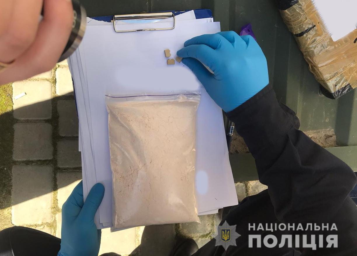 Група наркоторговців у Луцьку збувала амфетамін