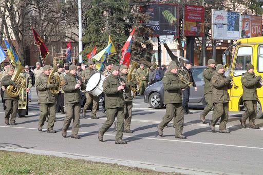 Як у Луцьку відзначатимуть День українського добровольця