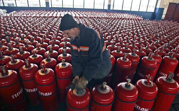 У Волинській ОДА пояснили, чому на Волині існує проблема з постачанням скрапленого газу