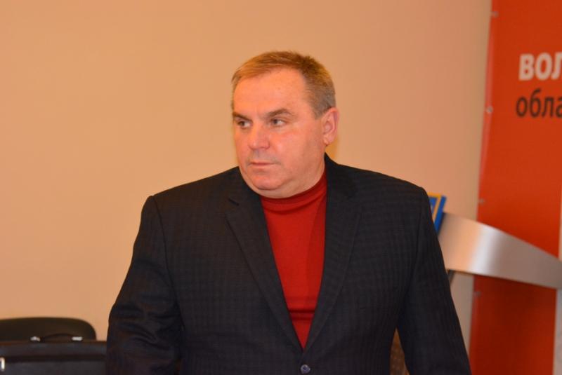 Депутати Волиньради призначили керівника обласного бюро медико-соціальної експертизи