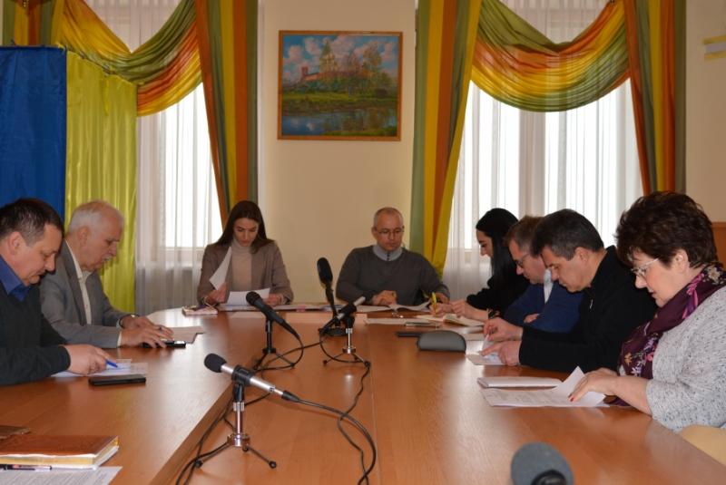 Комісія Волиньради розглянула питання щодо об'єктів комунального майна