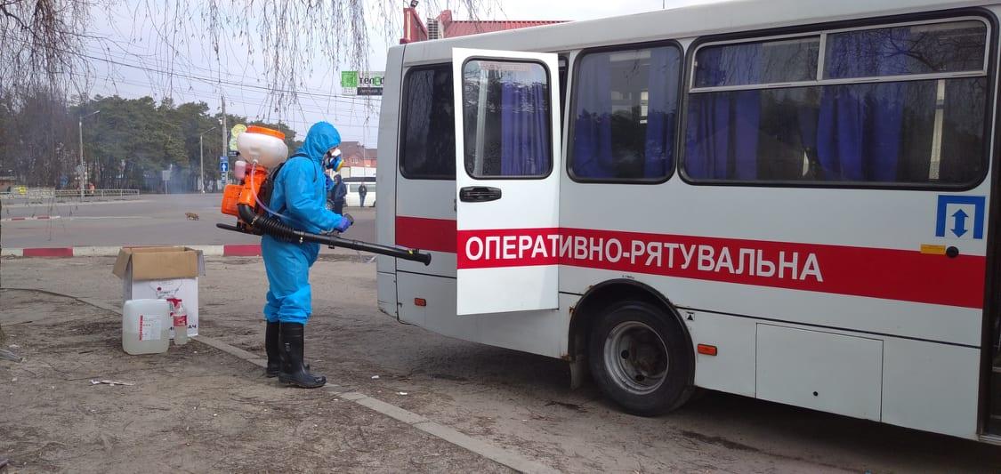 Волинські рятувальники допомагають громадянам повертатися додому з польсько-українського кордону
