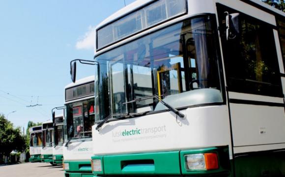 У Луцьку з'явиться електронний квиток на 70 поїздок в тролейбусі